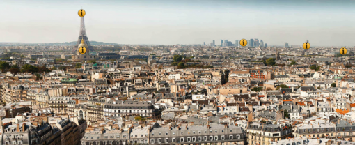 Paris in 26 Gigapixel